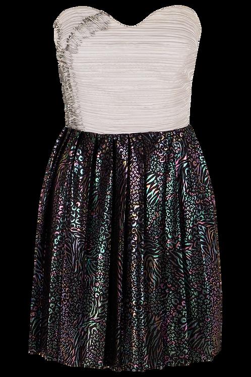 PAULINA STRAPLESS DRESS