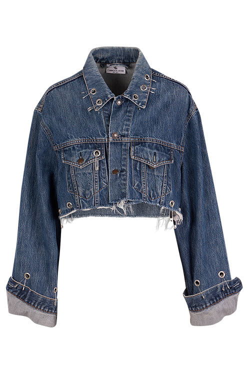 BIANCA DENIM JACKET