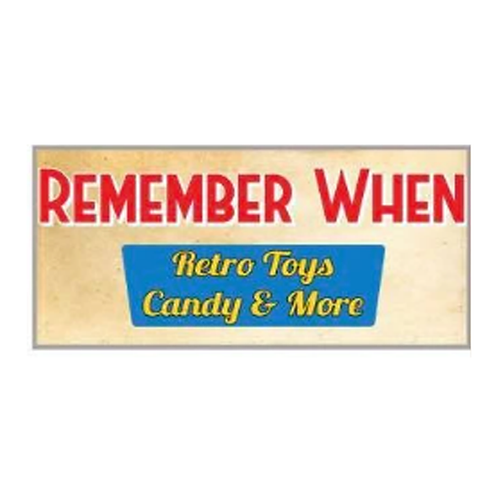 $35 Gift Card at Remember When Retro Toys, Candy & More