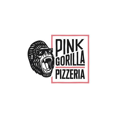 $35 Pink Gorilla Pizzeria