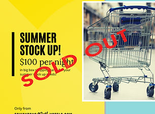 Stock Up for Summer_hotel social sOLD oU
