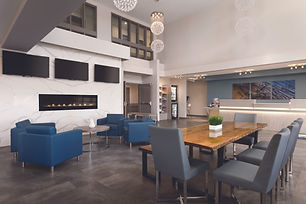 Days Inn - Calgary North Balzac - Lobby