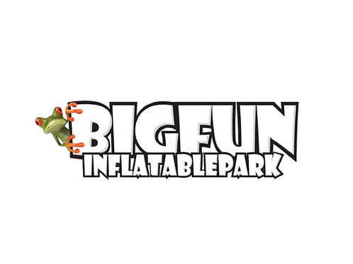 $34 Big Fun Inflatable Park Family of 4 Admission + Socks