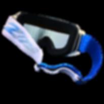 Zite Goggles SFX motocross foam
