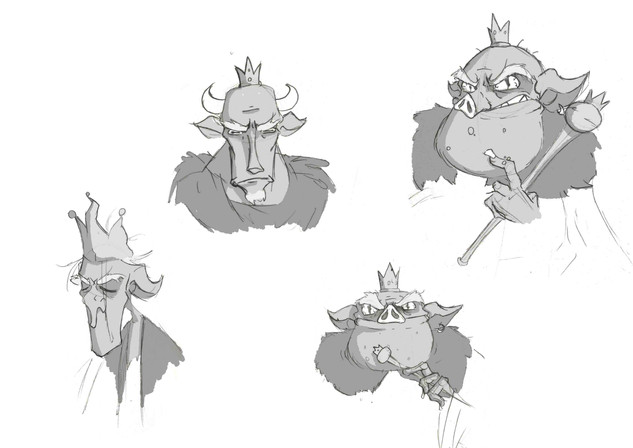 Goblin Lord Concepts