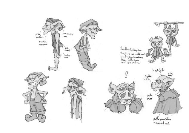 Goblin Concepts
