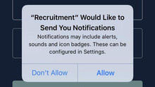 How to turn on notifications? (iOS)