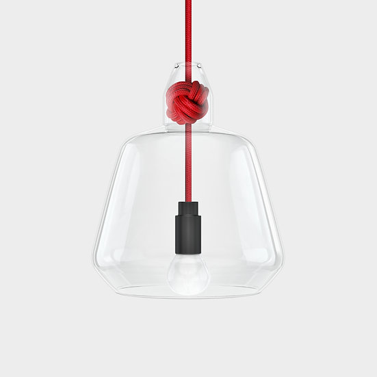 Large Knot Pendant Lamp - By Vitamin
