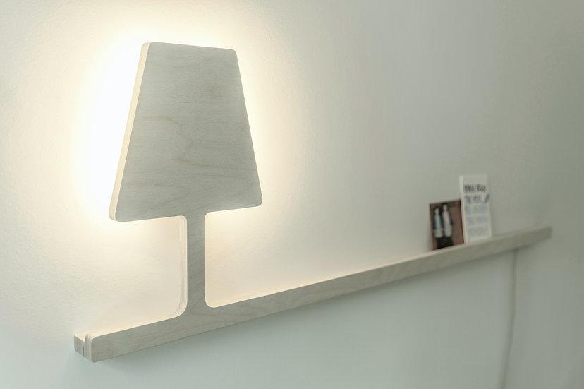 Lamp Shelf - by Tim De Rydt