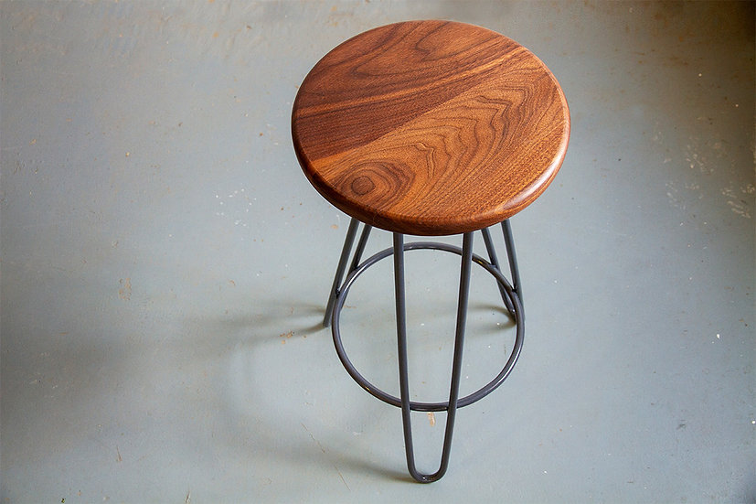 Hairpin Bar Stool - By Cord Industries