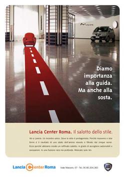 Lancia Center Roma