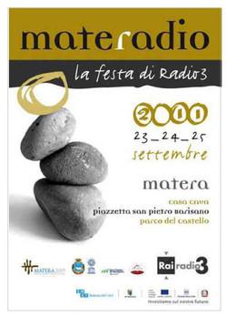 Rai Radio3 - Materadio