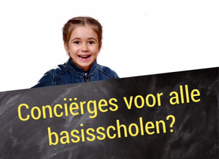 Conciërges voor alle basisscholen in Nieuwkoop?