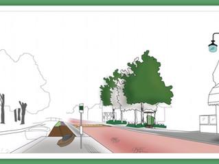 Noorden krijgt een nieuw dorpsplein