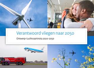 Reactie gemeente Nieuwkoop op luchtvaartnota: overlast Schiphol moet minder!