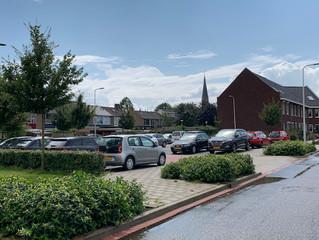 Extra parkeerplaatsen voor oude wijken