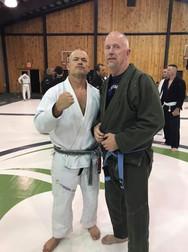 Jocko Willink, BJJ Black Belt and former