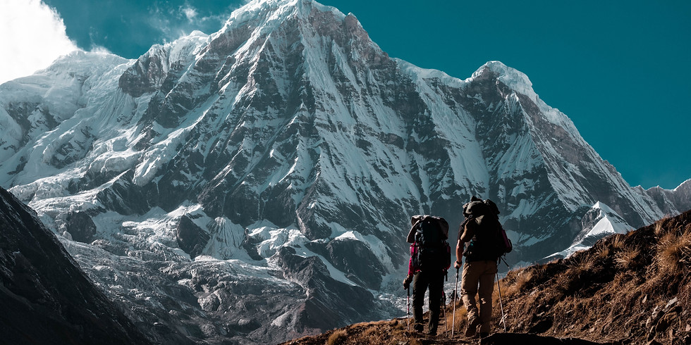 Nepalese Himalayan trekking retreat