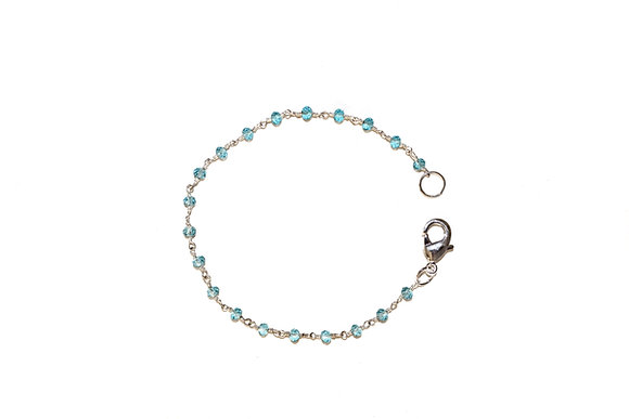 Little Sparklers - Blue Topaz Bracelet