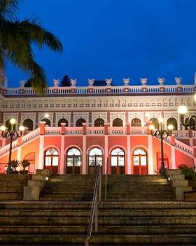 Museu Histórico Palácio Cruz e Souza