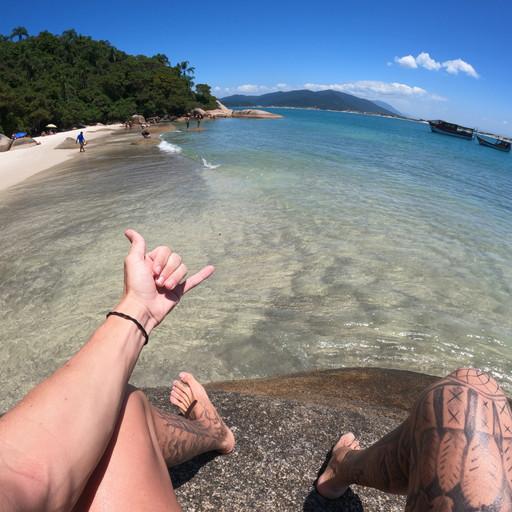 Ilha do Campeche - Você conhece o Caribe Brasileiro?