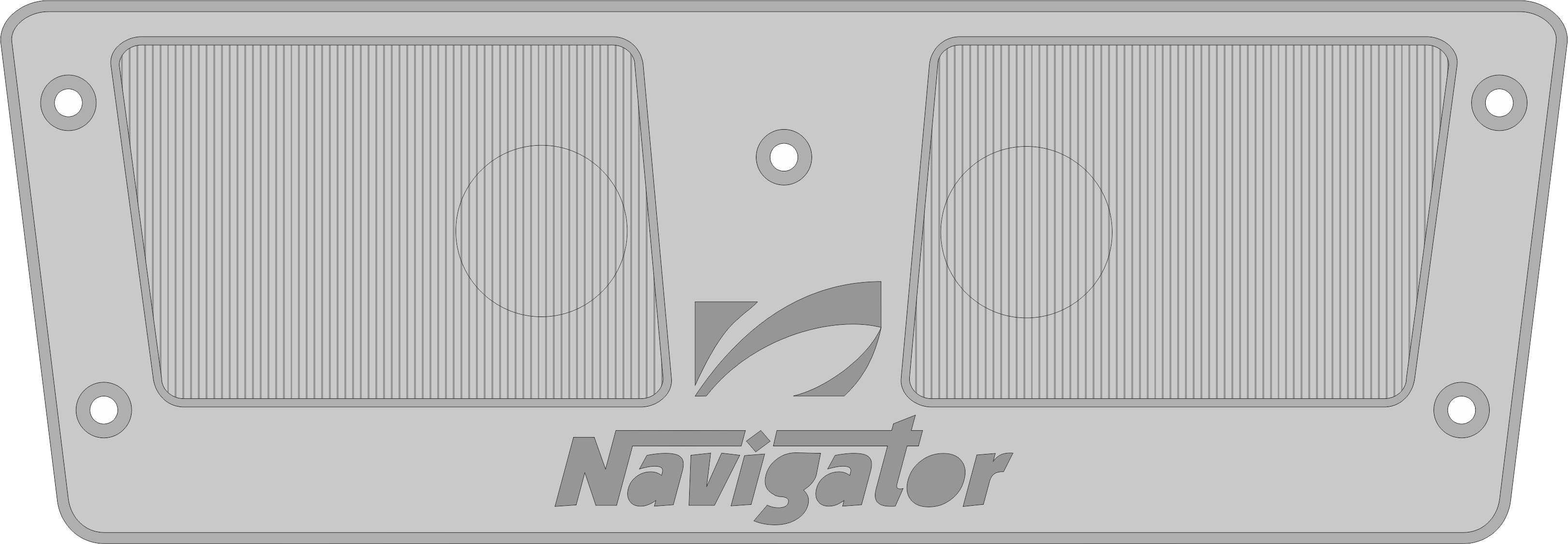"""navi планка для лодки """"Навигатор"""""""