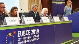 Giuliano Dragone chairperson biomass biofuels biobased biorefinery biorrefineria EUBCE