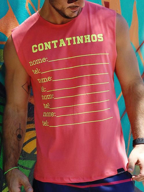 T-SHIRT CARNAVAL CONTATINHOS