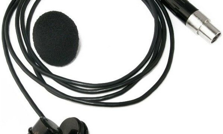 SHURE WL-84/184 (Lavalier-Mikrofon)