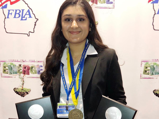 Member Spotlight: Anisha Chaudhari