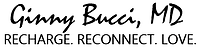Ginny Bucci New Logo recharge reconnect