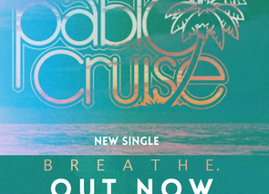 """New single """"Breathe"""" is OUT NOW!"""