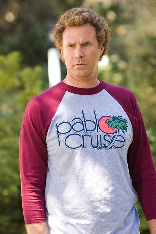"Pablo Cruise ""Step Brothers"" Movie Jersey"