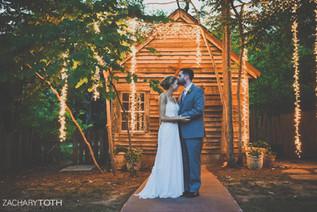 Weddings in the sticks.