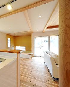 Suelo de madera en vivienda