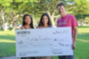 Tag Aloha donation to Surfrider Foundati