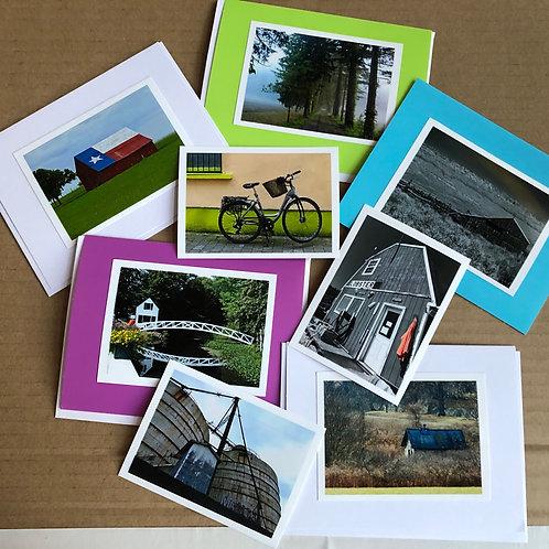Original Photograph Notecards - Architecture