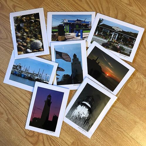 Montauk Collection - Original Photograph Greeting Cards