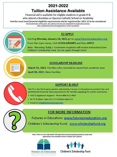 21-22 Futures in Ed Scholarship Flyer.jp
