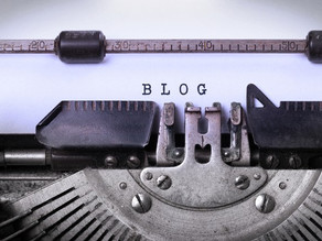 10 Steps To Writing A Blog