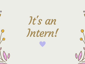 What to Expect When You're Expecting… an Intern