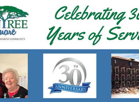 Raintree Square Celebrates 30 Years of Serving