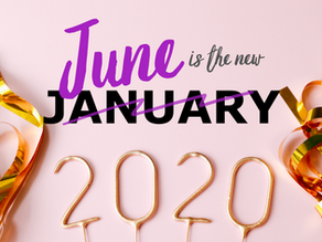 June is the New January