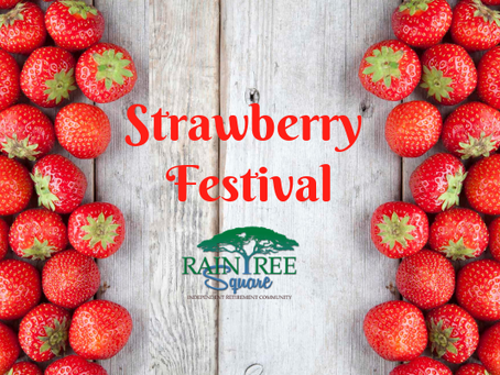 Join Us for the Strawberry Festival