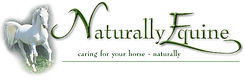 Natural Skin and Coat products for horses