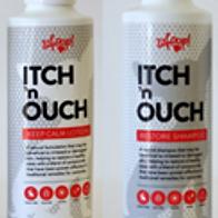 Natural Dog shampoo skin
