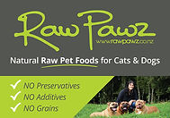 Natural Raw Pet Food Tauranga Rotoura
