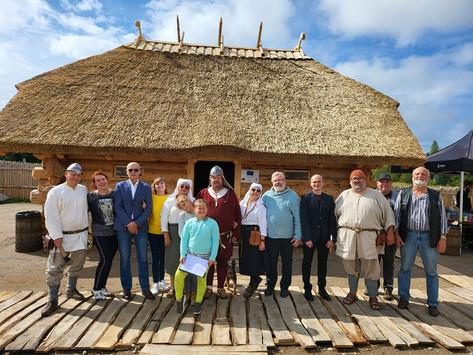 Фестиваль ремесел в Усадьбе древних куршей