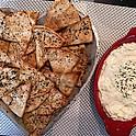 Pita Chips & Dip