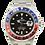 Thumbnail: 16710 GMTマスターII スポーツ 自動巻き(ブラックx赤青)